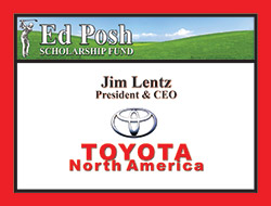 John Lentz, TOYOTA CEO and President