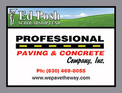 Professional Paving and Concrete